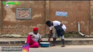 Video: Naijas Craziest Comedy – The Upgraded Beggar